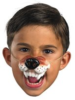 Disguise Childs Brown Wolf Costume Nose