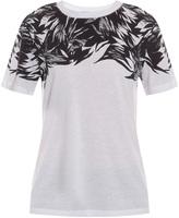 Jason Wu Botanical Print Ss T Shirt