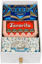 Claus Porto Deco Collection Box Set of 3