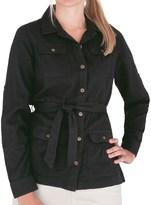 Royal Robbins Cool Mesh Cotton Shirt Jacket - Long Sleeve (For Women)