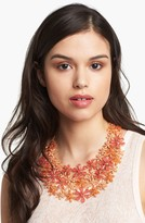 Tasha 'Field of Flowers' Bib Necklace