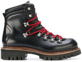 DSQUARED2 mountain boots - men - Calf Leather/Leather/Polyester/rubber - 42
