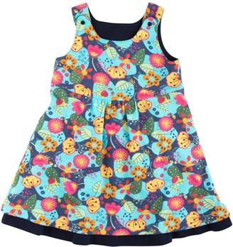 Sigikid Girl's Wendekleid Mini Dress