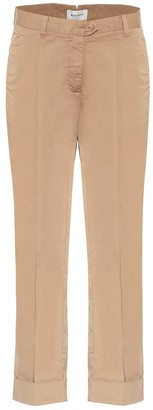 Woolrich W'S stretch-cotton pants