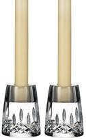 Waterford 'Lismore Encore' Lead Crystal Candlesticks