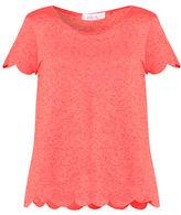Dex Cotton-Blend Top