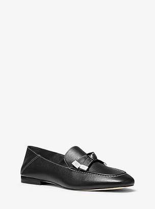 Michael Kors Ripley Leather Loafer