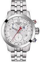 Tissot Round Bracelet Chronograph Watch