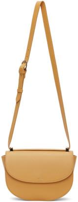 A.P.C. Yellow Geneve Bag