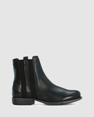 EOS Women's Black Chelsea Boots - Wilsh - Size One Size, 39 at The Iconic