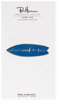 RON HERMAN Surf All Day Lapel Pin