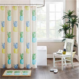 Asstd National Brand Hana Cotton Shower Curtain
