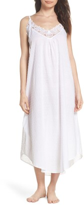 Papinelle Swiss Dot Nightgown