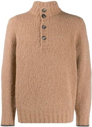 Brunello Cucinelli Chunky Knit Sweater