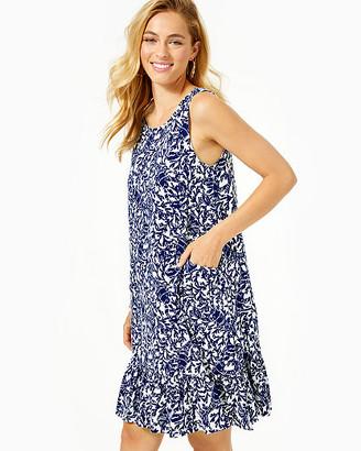 Lilly Pulitzer Kristen Flounce Dress