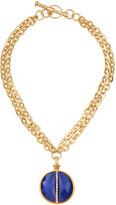 Paige Novick Small Medallion Necklace