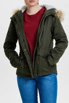 Only Kate Canvas Parka