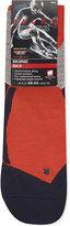 Falke Blue Luxury Sk4 Skiing Wool-blend Socks Performance Socks