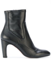 Chie Mihara classic zipped boots - women - Leather/rubber - 36