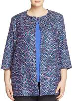 Marina Rinaldi Fatidico Tweed Jacket