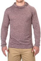 White Sierra Insect Shield® Base Camp Hoodie Shirt - Long Sleeve (For Men)