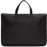 Loewe Black Anagram Briefcase