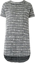 Andrea Bogosian - tweed dress - women - Acrylic/Polyester/Wool - P