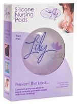 Lilypadz Reuseable Nursing Pads Double