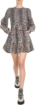 Ganni Midi Dress