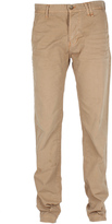 True Religion Steve Khaki Chino Trousers