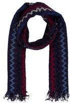 Missoni Wool & Silk-Blend Scarf