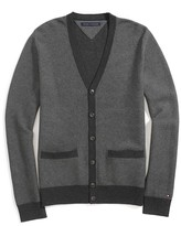 Tommy Hilfiger Tipped Cardigan
