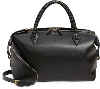 Metier London The Perriand City Leather Satchel