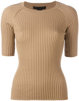 Alexander Wang knitted top - women - Cotton - M