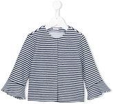 Il Gufo striped jacket - kids - Cotton/Polyamide - 2 yrs