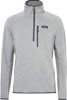 Patagonia - Performance Better Polartec Power Stretch Jersey-panelled Sweater