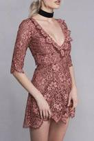For Love & Lemons Theodora Mini Dress