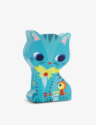 Djeco Pachat And His Friends puzzle 24-pieces