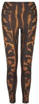 Ocelot Print Leggings