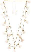 Natalie B Dara Tassel Necklace