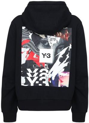Y-3 Ch1 Gfx Cotton Sweatshirt Hoodie