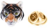 Nach Tiger Porcelain Pin