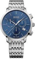 HUGO BOSS Swiss Made Slim Chronograph Mens Watch 1513269