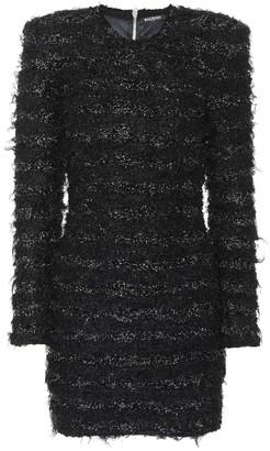 Balmain Knitted minidress