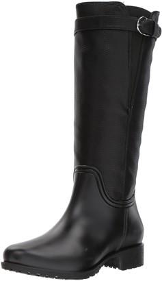 dav Women's Dunkirk Tall Rain Boot