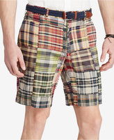 "Polo Ralph Lauren Men's 9 1/2"" Classic-Fit Madras Shorts"