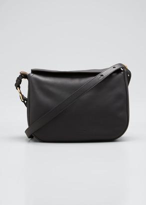 Ralph Lauren Collection Calfskin Crossbody Feed Bag