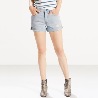 Levi's 501 Denim Shorts