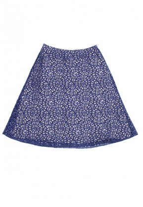 Carven Skirt Lace Ink