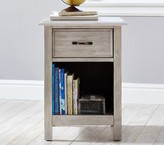 Pottery Barn Kids Rory Nightstand, Weathered White